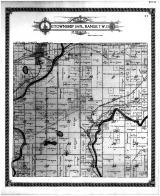 Township 34 N Range 7 W, Bruce, Rusk County 1914