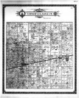 Township 35 N Range 4 W, Ingram, Glen Flora, Rusk County 1914