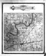 Township 35 N Range 5 W, Tony, Flambeau River, Rusk County 1914