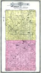 Herman Township, Red Springs, and Stockbridge Indian Reservation, Shawano County 1911