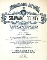 Title Page, Shawano County 1911