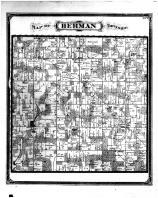 Herman Township, Sheboygan County 1875