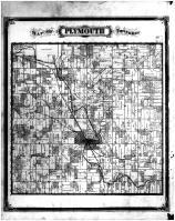 Plymouth Township, Sheboygan County 1875