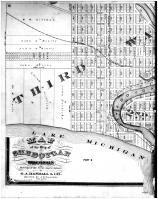 Sheboygan City - Third Ward - Left, Sheboygan County 1875