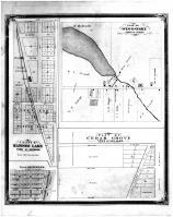 Winooski, Village of Random Lake, Amsterdam, Cedar Grove, Sheboygan County 1875
