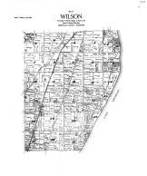 Wilson Township, Lake Michigan, Sheboygan County 1916