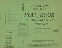 Title Page, Sheboygen County 1951
