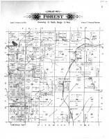 Forest Township, Inlet PO, Hempel PO, St. Croix County 1897