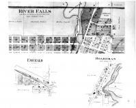 River Falls, Emerald, Boardman, St. Croix County 1897