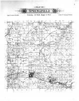 Springfield Township, Hersey, Wilson, St. Croix County 1897