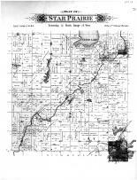 Star Prairie Township, Huntington, Cedar Lake, New Richmond, St. Croix County 1897