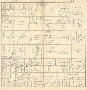 Township 31 - Range 2 East, Lynch P.O., Taylor County 1900c