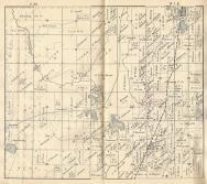 Township 32 - Range 1 East, Chelsea, Whittlesey, Taylor County 1900c