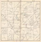 Township 32 - Range 3 East, Interwald P.O., Taylor County 1900c