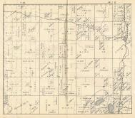 Township 33 - Range 1 East, Westboro, Taylor County 1900c