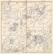 Township 33 - Range 2 East, Rib Lake, Taylor County 1900c