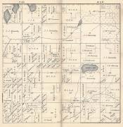 Township 33 - Range 3 East, Wood Lake, Taylor County 1900c