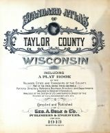 Taylor County 1913