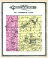 Westboro and Rib Lake Townships 1, Taylor County 1913