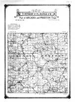Arcadia and Preston Township, Trempealeau County 1914