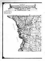 Dodge Township, Part of Gale and Trempealeau Townships - Left, Trempealeau County 1914