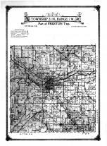 Preston Township, Blair, Trempealeau County 1914