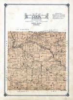 Coon Township, Coon Valley, Vernon County 1915