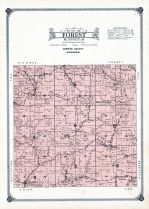 Forest Township, Mount Tabor, Burr, Vernon County 1915