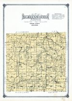 Greenwood Township, Wood, Debello, Vernon County 1915