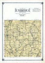Webster Township, Otter Vale, Avalanch, Vernon County 1915