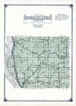 Wheatland Township, Victory, Red Mound, De Soto, Vernon County 1915