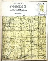 Forest Township, Valley, Vernon County 1931