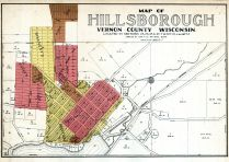 Hillsborough, Vernon County 1931
