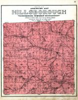 Hillsborough Township, Vernon County 1931