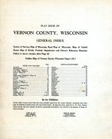 Index Page, Vernon County 1931
