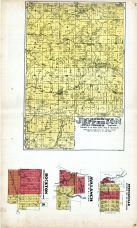Jefferson Township, Springville, Avalanch, Rockton, Vernon County 1931