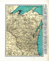 State Map, Vernon County 1931
