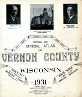 Title Page, Vernon County 1931