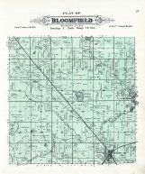 Bloomfield Township, Walworth County 1891