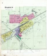 Darien, Walworth County 1891