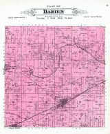 Darien Township, Walworth County 1891