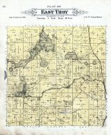 East Troy Township, Walworth County 1891