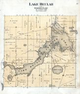 Lake Beulah, Walworth County 1891