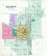 Sharon, Walworth County 1891