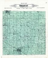 Sharon Township, Walworth County 1891