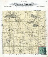 Sugar Creek Township, Walworth County 1891