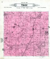 Troy Township, Walworth County 1891