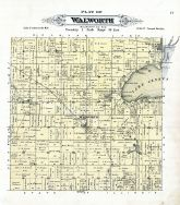Walworth Township, Walworth County 1891