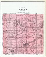 Darien Township, Walworth County 1921