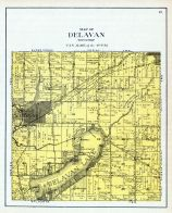 Delavan Township, Walworth County 1921